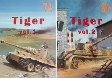 Tiger, Volumes 1 and 2 (74 & 91)